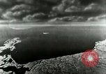 Image of missile trajectory Peenemunde Germany, 1944, second 60 stock footage video 65675030632