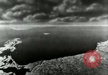 Image of missile trajectory Peenemunde Germany, 1944, second 62 stock footage video 65675030632