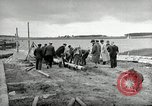 Image of pipeline for rocket program Peenemunde Germany, 1943, second 2 stock footage video 65675030644
