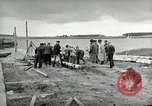 Image of pipeline for rocket program Peenemunde Germany, 1943, second 3 stock footage video 65675030644