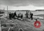 Image of pipeline for rocket program Peenemunde Germany, 1943, second 4 stock footage video 65675030644