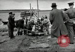 Image of pipeline for rocket program Peenemunde Germany, 1943, second 8 stock footage video 65675030644