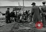 Image of pipeline for rocket program Peenemunde Germany, 1943, second 10 stock footage video 65675030644