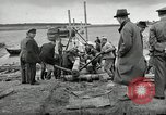 Image of pipeline for rocket program Peenemunde Germany, 1943, second 12 stock footage video 65675030644