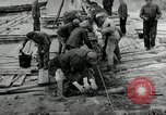 Image of pipeline for rocket program Peenemunde Germany, 1943, second 13 stock footage video 65675030644