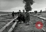 Image of pipeline for rocket program Peenemunde Germany, 1943, second 26 stock footage video 65675030644