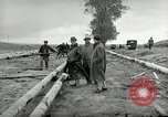 Image of pipeline for rocket program Peenemunde Germany, 1943, second 27 stock footage video 65675030644