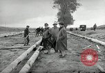 Image of pipeline for rocket program Peenemunde Germany, 1943, second 28 stock footage video 65675030644