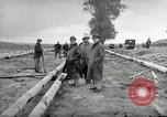 Image of pipeline for rocket program Peenemunde Germany, 1943, second 29 stock footage video 65675030644