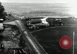 Image of German Officers and officials observe activities at test stand 10. Peenemunde Germany, 1943, second 7 stock footage video 65675030648