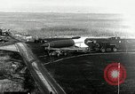 Image of German Officers and officials observe activities at test stand 10. Peenemunde Germany, 1943, second 9 stock footage video 65675030648
