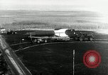 Image of German Officers and officials observe activities at test stand 10. Peenemunde Germany, 1943, second 12 stock footage video 65675030648