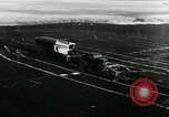 Image of German Officers and officials observe activities at test stand 10. Peenemunde Germany, 1943, second 54 stock footage video 65675030648