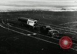 Image of German Officers and officials observe activities at test stand 10. Peenemunde Germany, 1943, second 58 stock footage video 65675030648