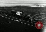 Image of German Officers and officials observe activities at test stand 10. Peenemunde Germany, 1943, second 59 stock footage video 65675030648