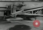 Image of Rocket on way to launch pad Peenemunde Germany, 1943, second 13 stock footage video 65675030650