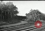 Image of Rocket on way to launch pad Peenemunde Germany, 1943, second 40 stock footage video 65675030650
