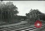 Image of Rocket on way to launch pad Peenemunde Germany, 1943, second 43 stock footage video 65675030650