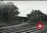 Image of Rocket on way to launch pad Peenemunde Germany, 1943, second 44 stock footage video 65675030650