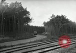 Image of Rocket on way to launch pad Peenemunde Germany, 1943, second 47 stock footage video 65675030650