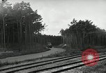 Image of Rocket on way to launch pad Peenemunde Germany, 1943, second 48 stock footage video 65675030650