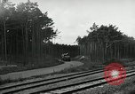 Image of Rocket on way to launch pad Peenemunde Germany, 1943, second 51 stock footage video 65675030650
