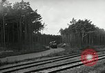 Image of Rocket on way to launch pad Peenemunde Germany, 1943, second 53 stock footage video 65675030650