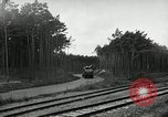 Image of Rocket on way to launch pad Peenemunde Germany, 1943, second 55 stock footage video 65675030650