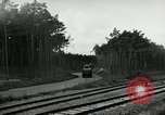 Image of Rocket on way to launch pad Peenemunde Germany, 1943, second 56 stock footage video 65675030650