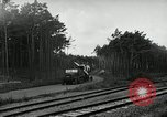 Image of Rocket on way to launch pad Peenemunde Germany, 1943, second 60 stock footage video 65675030650