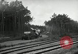 Image of Rocket on way to launch pad Peenemunde Germany, 1943, second 61 stock footage video 65675030650