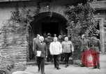 Image of Big Three leaders Truman Atlee and Stalin Potsdam Germany, 1945, second 5 stock footage video 65675030654