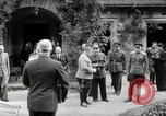 Image of Big Three leaders Truman Atlee and Stalin Potsdam Germany, 1945, second 11 stock footage video 65675030654