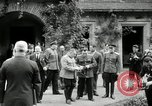 Image of Big Three leaders Truman Atlee and Stalin Potsdam Germany, 1945, second 13 stock footage video 65675030654