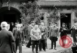 Image of Big Three leaders Truman Atlee and Stalin Potsdam Germany, 1945, second 14 stock footage video 65675030654
