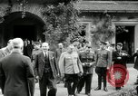 Image of Big Three leaders Truman Atlee and Stalin Potsdam Germany, 1945, second 15 stock footage video 65675030654