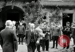 Image of Big Three leaders Truman Atlee and Stalin Potsdam Germany, 1945, second 16 stock footage video 65675030654