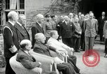 Image of Big Three leaders Truman Atlee and Stalin Potsdam Germany, 1945, second 26 stock footage video 65675030654