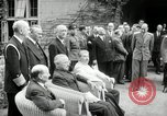 Image of Big Three leaders Truman Atlee and Stalin Potsdam Germany, 1945, second 27 stock footage video 65675030654