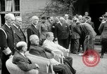 Image of Big Three leaders Truman Atlee and Stalin Potsdam Germany, 1945, second 30 stock footage video 65675030654