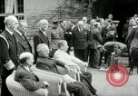 Image of Big Three leaders Truman Atlee and Stalin Potsdam Germany, 1945, second 31 stock footage video 65675030654