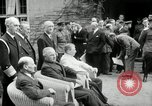 Image of Big Three leaders Truman Atlee and Stalin Potsdam Germany, 1945, second 32 stock footage video 65675030654