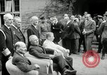Image of Big Three leaders Truman Atlee and Stalin Potsdam Germany, 1945, second 33 stock footage video 65675030654
