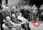 Image of Big Three leaders Truman Atlee and Stalin Potsdam Germany, 1945, second 34 stock footage video 65675030654