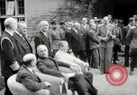 Image of Big Three leaders Truman Atlee and Stalin Potsdam Germany, 1945, second 35 stock footage video 65675030654