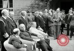 Image of Big Three leaders Truman Atlee and Stalin Potsdam Germany, 1945, second 36 stock footage video 65675030654