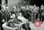 Image of Big Three leaders Truman Atlee and Stalin Potsdam Germany, 1945, second 37 stock footage video 65675030654