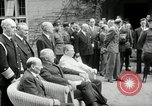 Image of Big Three leaders Truman Atlee and Stalin Potsdam Germany, 1945, second 40 stock footage video 65675030654