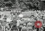 Image of Big Three leaders Truman Atlee and Stalin Potsdam Germany, 1945, second 41 stock footage video 65675030654