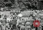 Image of Big Three leaders Truman Atlee and Stalin Potsdam Germany, 1945, second 43 stock footage video 65675030654